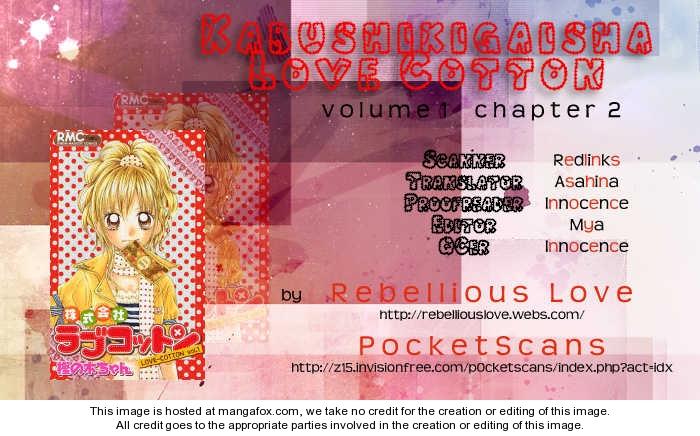 Kabushikigaisha Love-Cotton 2 Page 1
