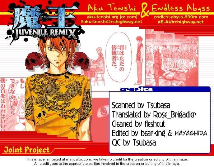Maou - Juvenile Remix 3 Page 1