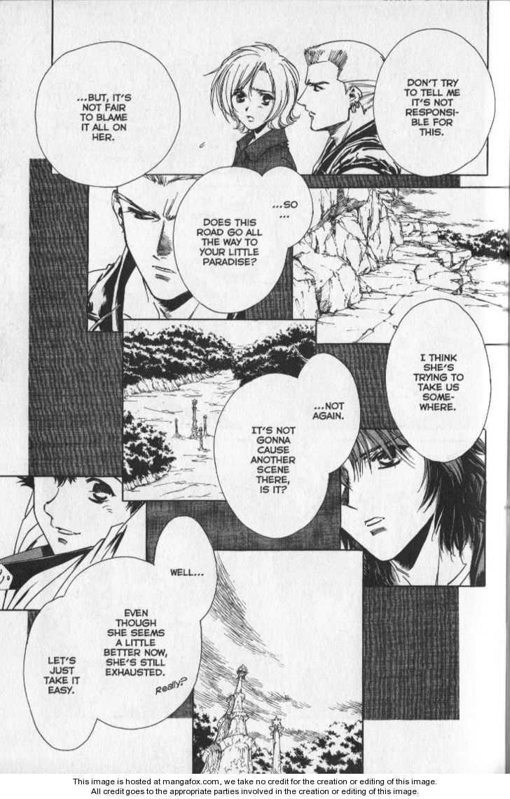 Wolf's Rain 8 Page 2