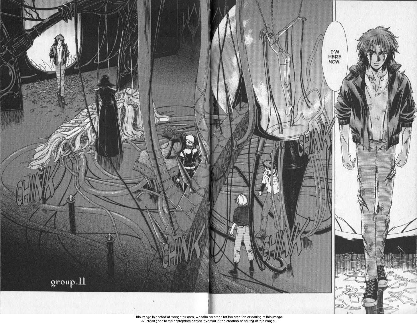 Wolf's Rain 11 Page 2