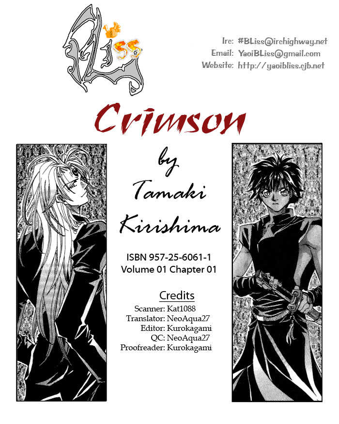 Crimson 1 Page 1