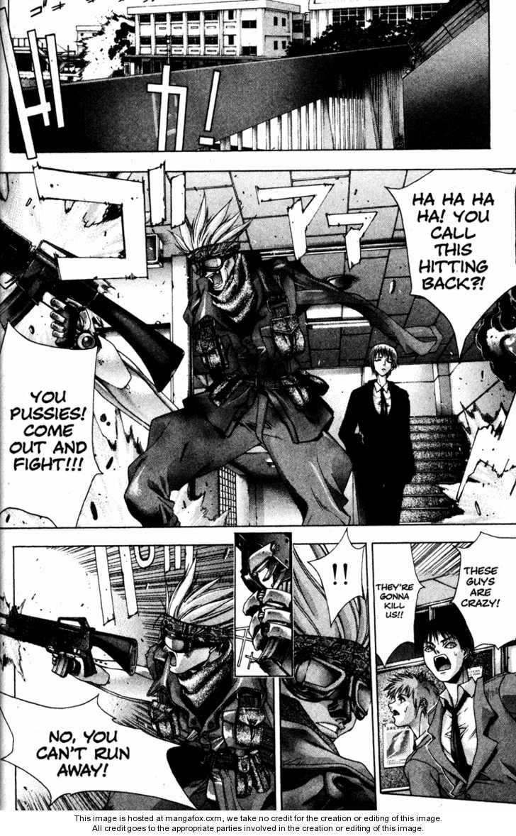 Kamikaze 5 Page 3