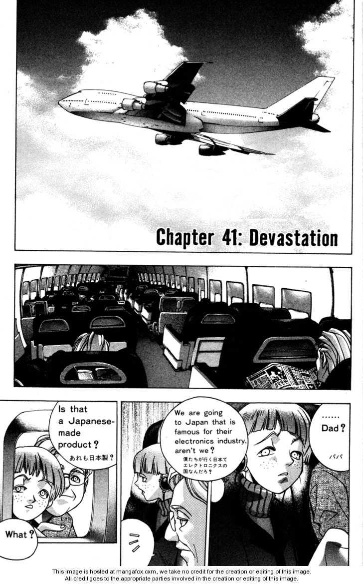 Kamikaze 41 Page 1