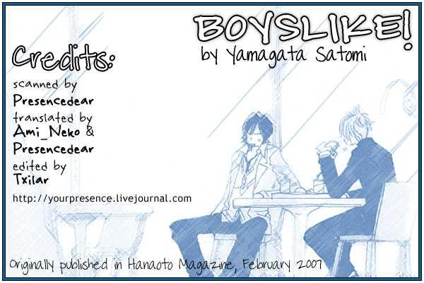 BoysLike! 0 Page 1