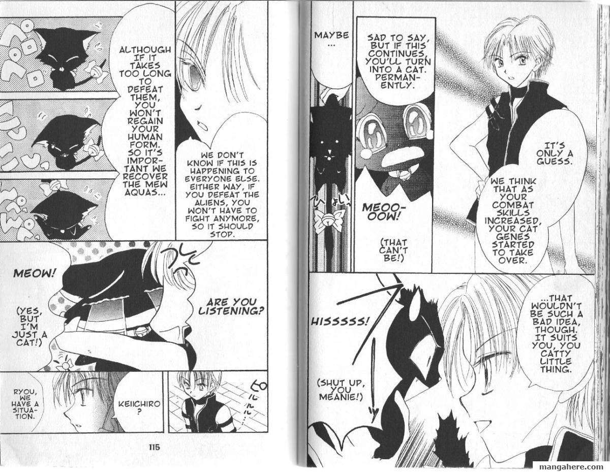 Tokyo Mew Mew 13 Page 1