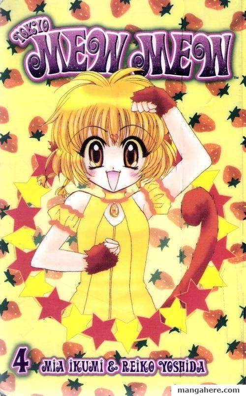Tokyo Mew Mew 15 Page 1