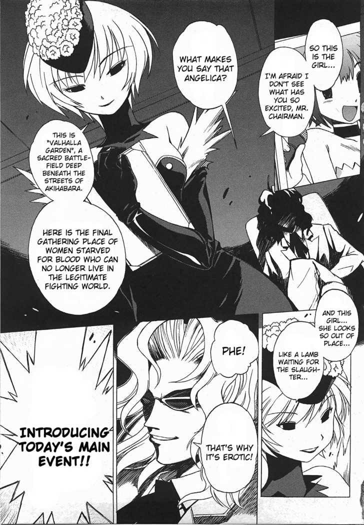 Wrestle! Idol 1 Page 1