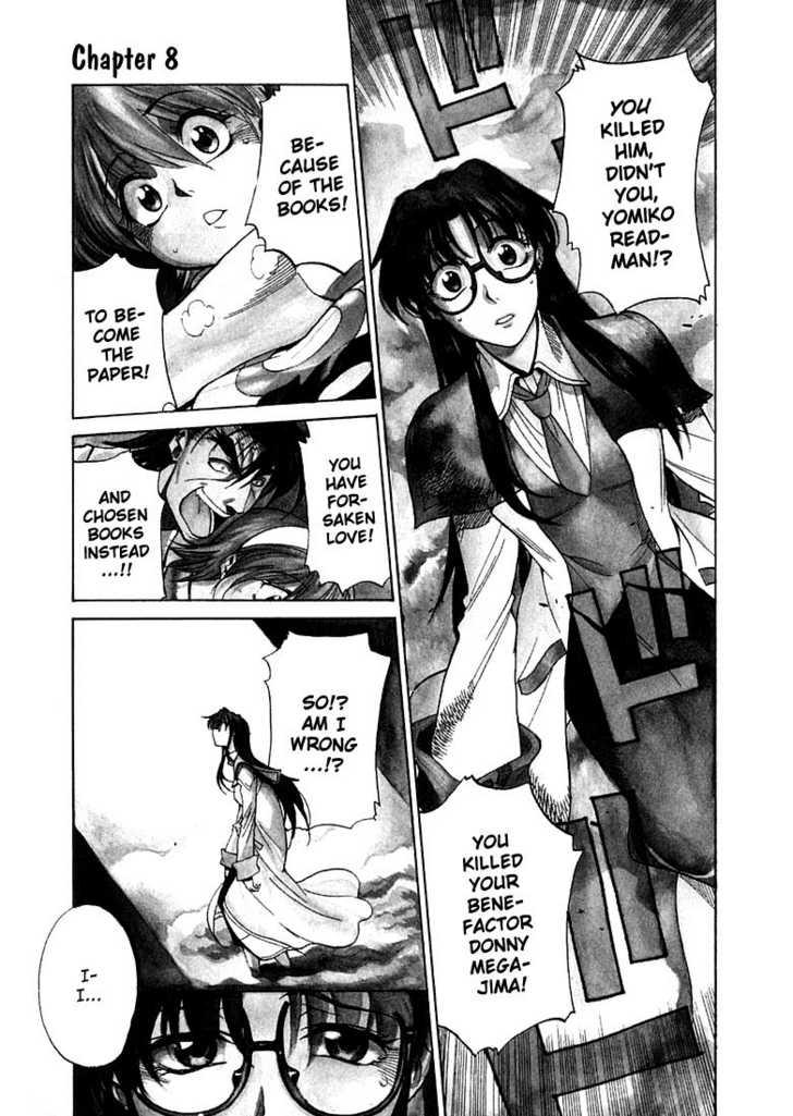 Read or Die 8 Page 2