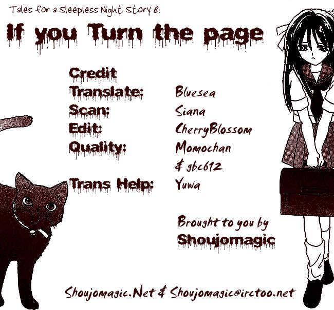 Nemurenu Yoru no Monogatari 8 Page 2