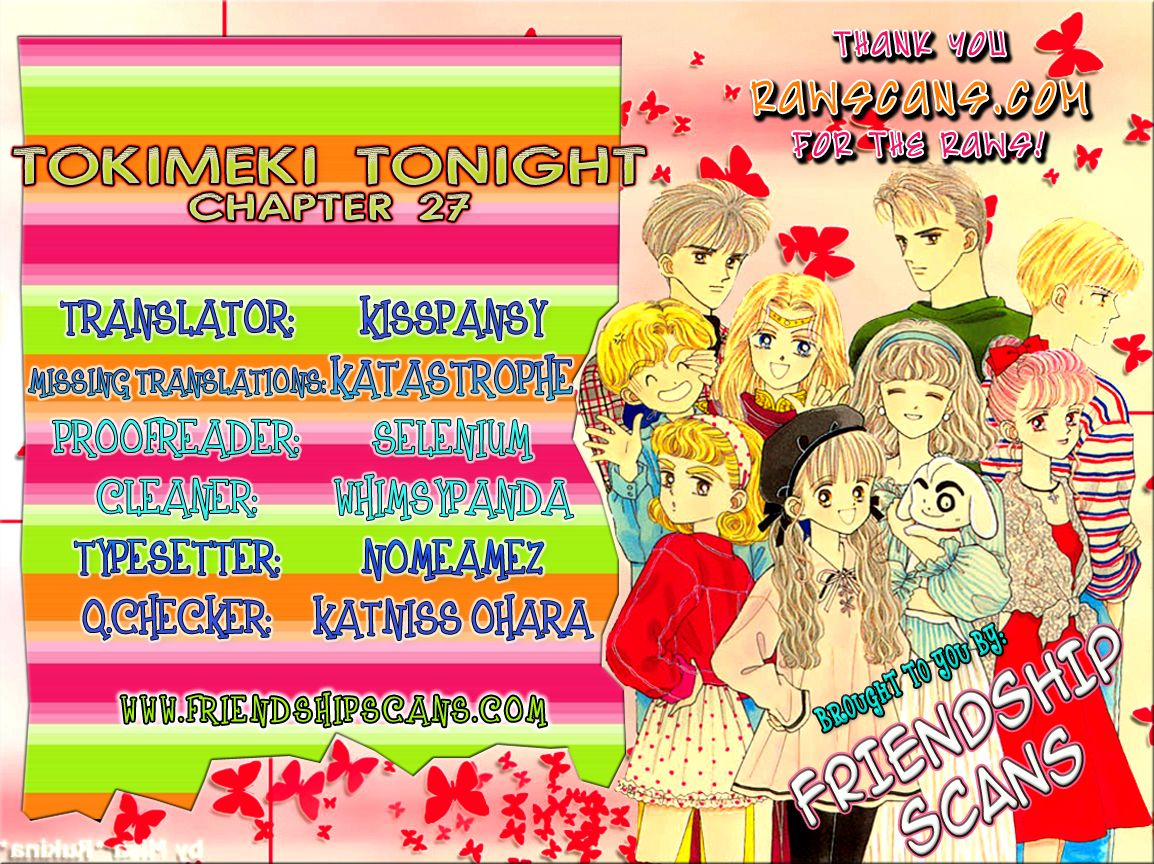Tokimeki Tonight 27 Page 1