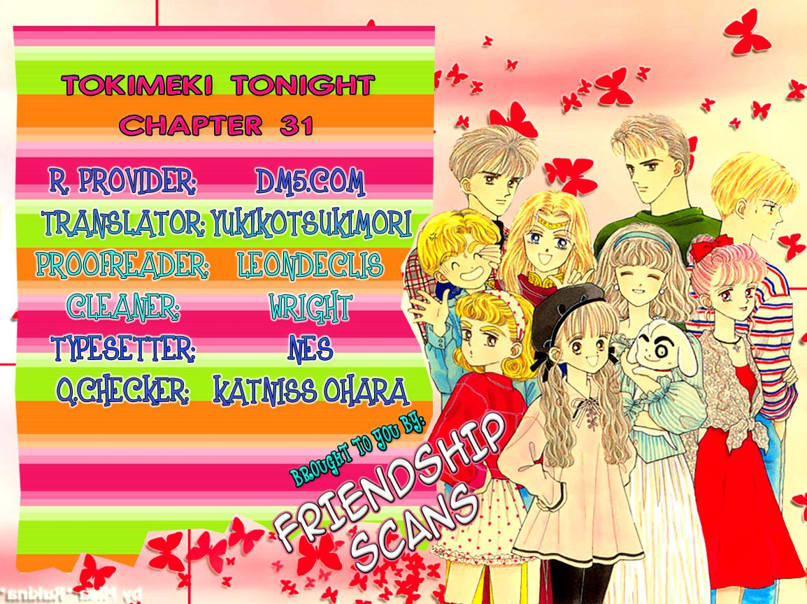 Tokimeki Tonight 31 Page 1