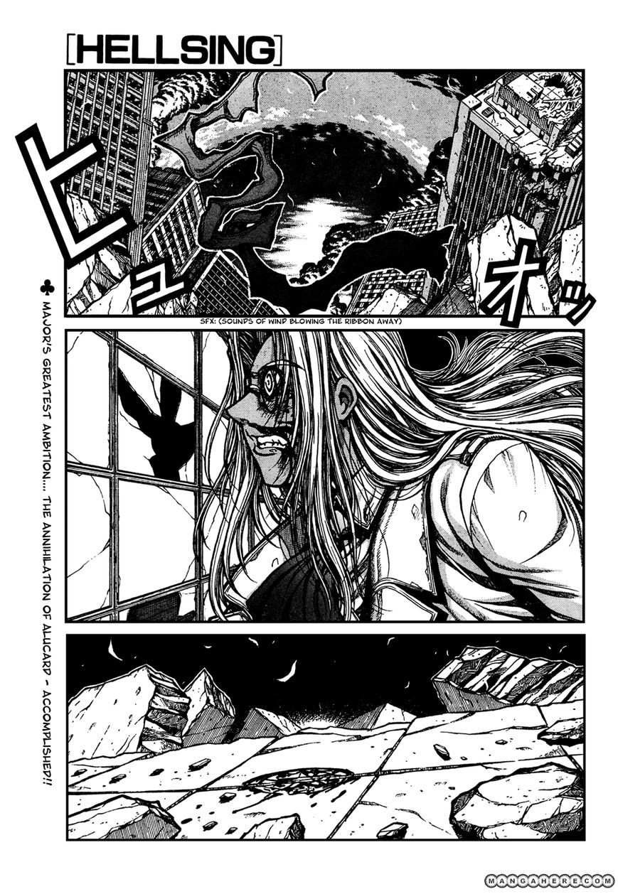 Hellsing 90 Page 1