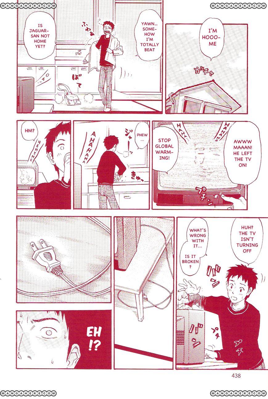 Pyu to Fuku! Jaguar 100 Page 2