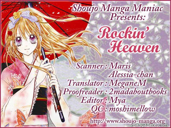 Rockin' Heaven 29 Page 1