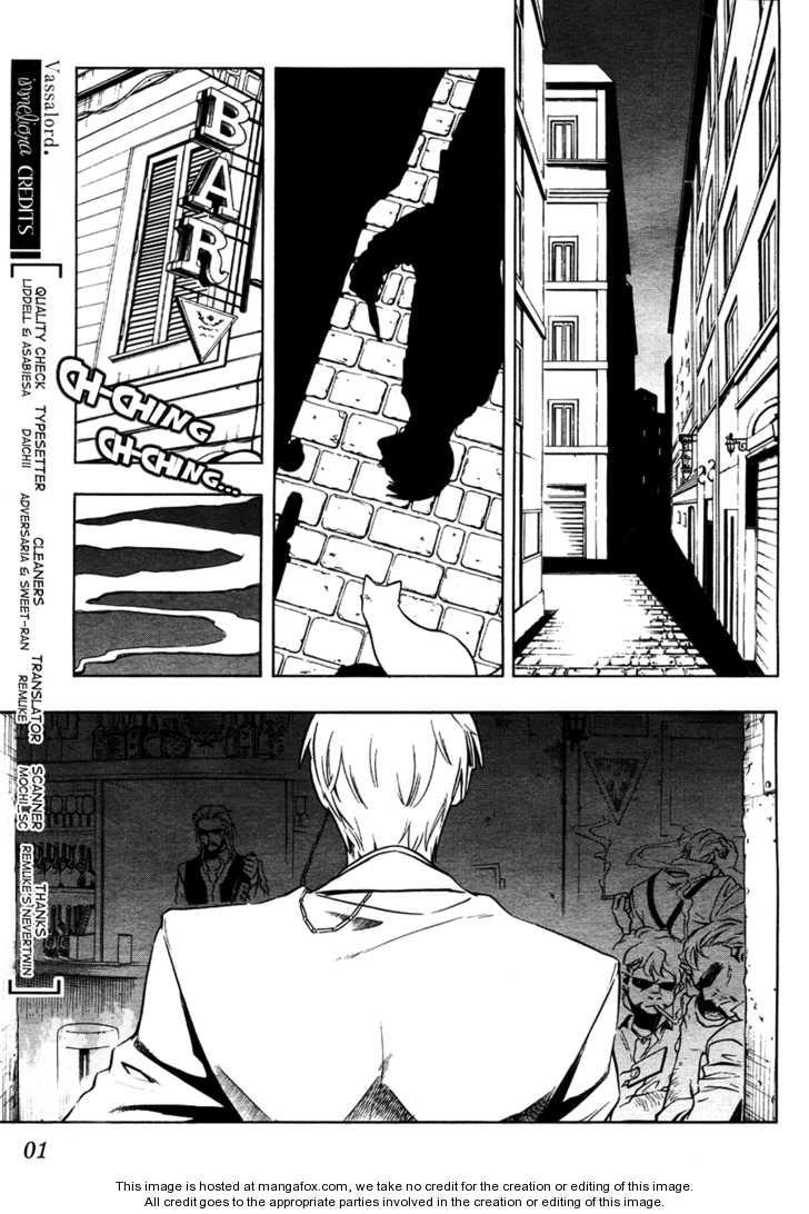 Vassalord 14 Page 1
