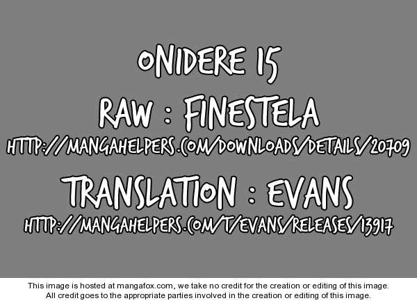 Onidere 15 Page 1