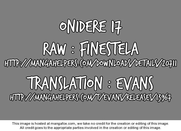 Onidere 17 Page 1
