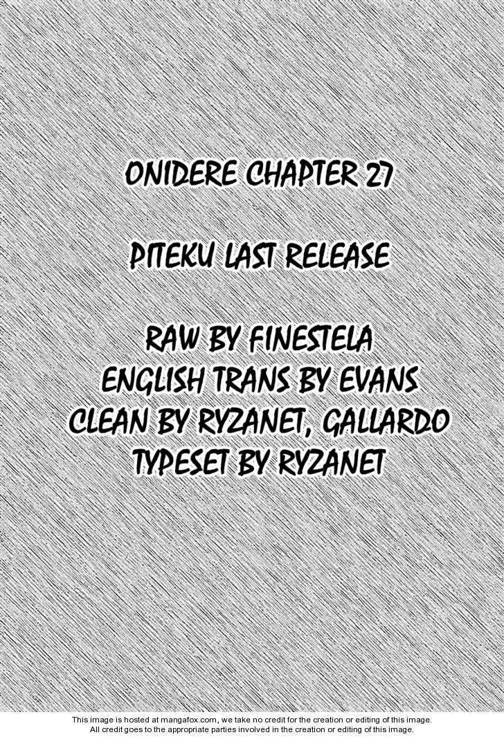 Onidere 27 Page 1