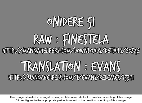 Onidere 51 Page 1