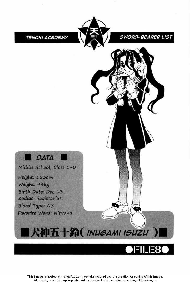 Hayate×Blade 11 Page 1