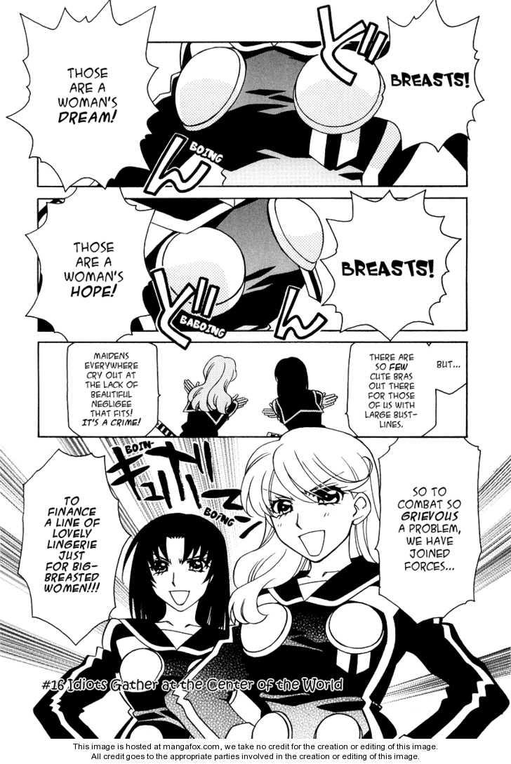 Hayate×Blade 16 Page 2