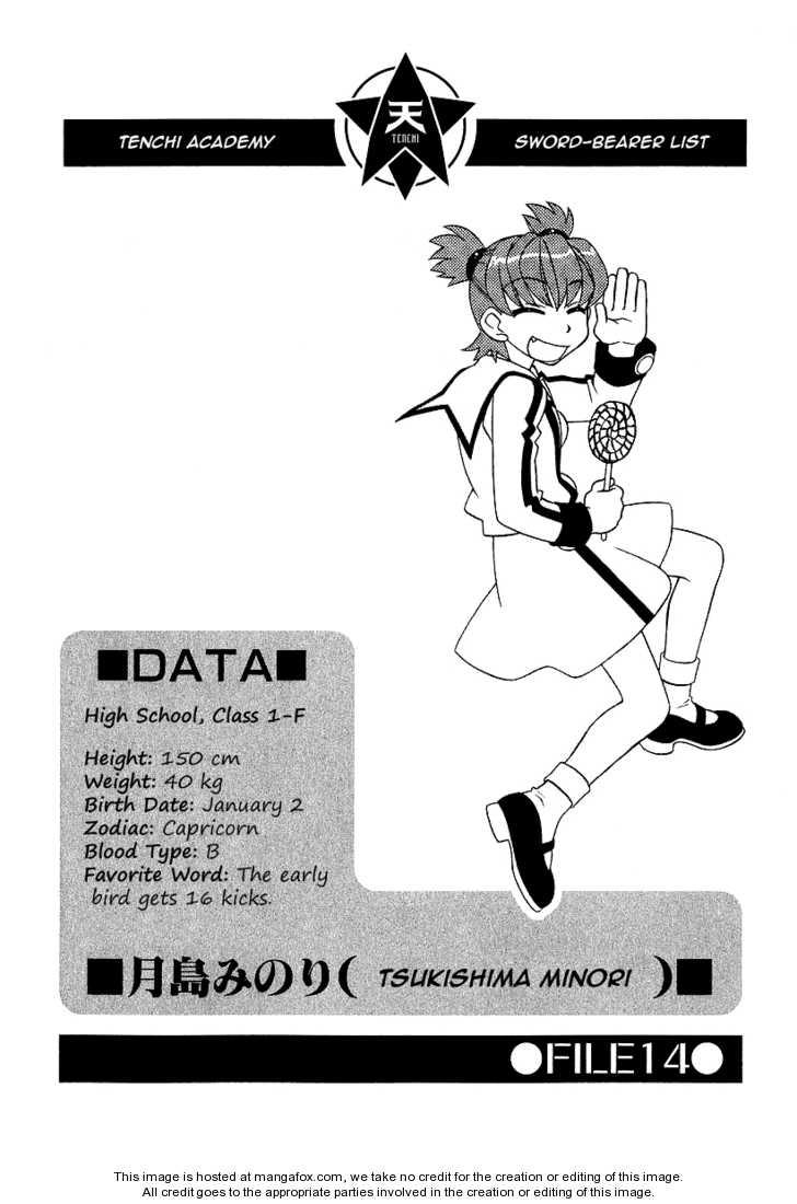 Hayate×Blade 22 Page 1