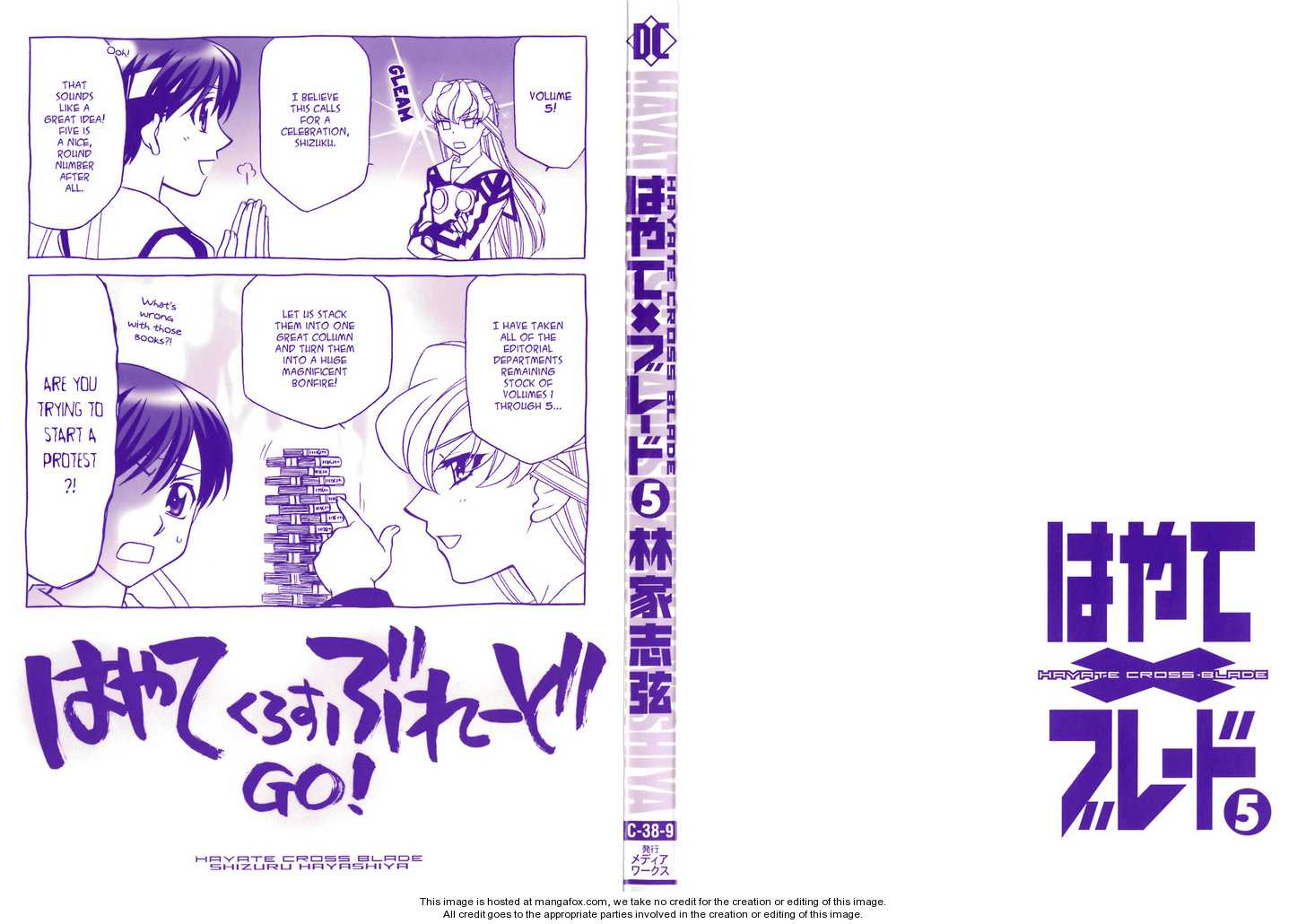 Hayate×Blade 26 Page 2