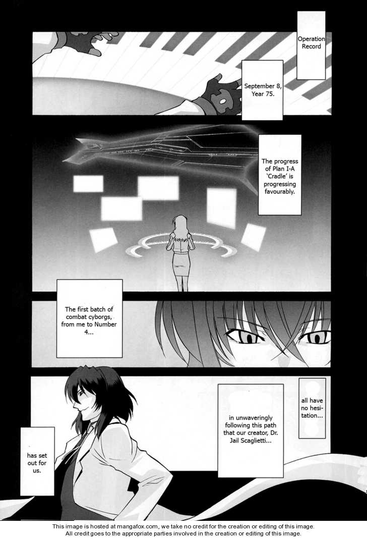 Mahou Shoujo Lyrical Nanoha StrikerS the Comics 12 Page 1