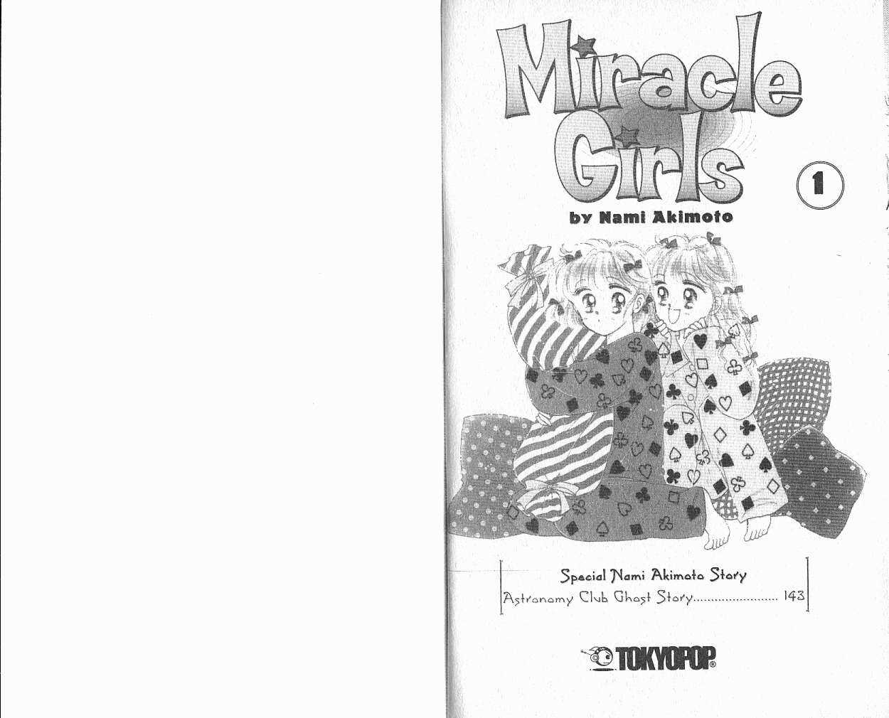 Miracle Girls 0 Page 2