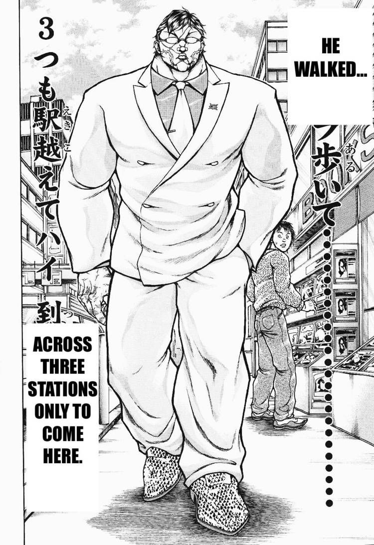 Baki Gaiden - Scarface(side story) 18 Page 2