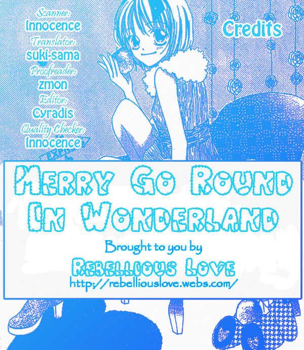 Merry Go Round in Wonderland 0 Page 2
