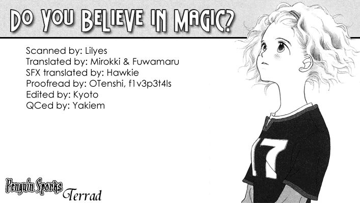 Mahou wo Shinjirukai? 1 Page 1