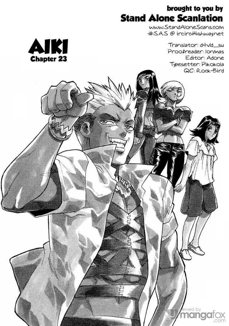 AIKI 23 Page 1