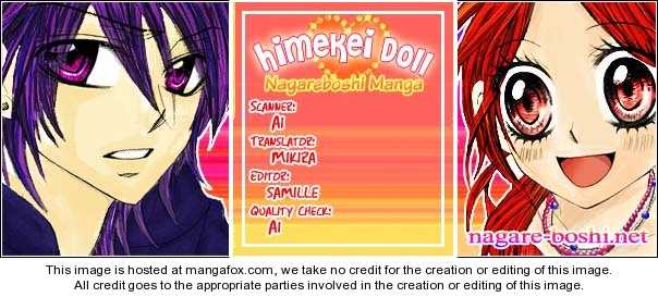 Himekei Doll 13 Page 1