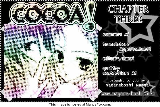 Cocoa! 3 Page 1