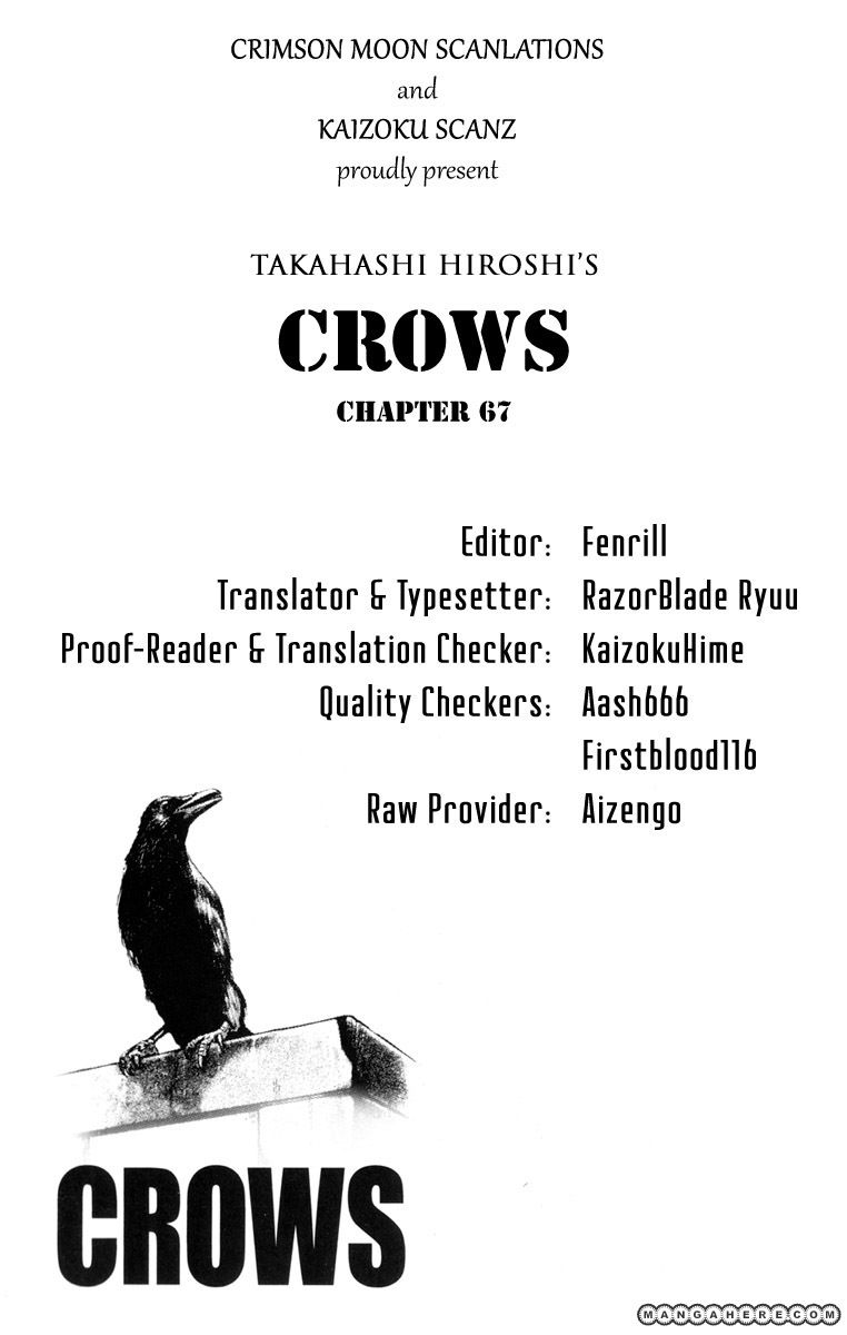 Crows 67 Page 1