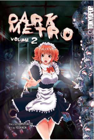 Dark Metro 0 Page 1
