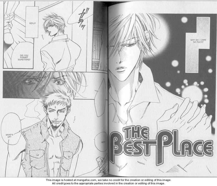Yannacchaukurai Aishiteru 7 Page 1