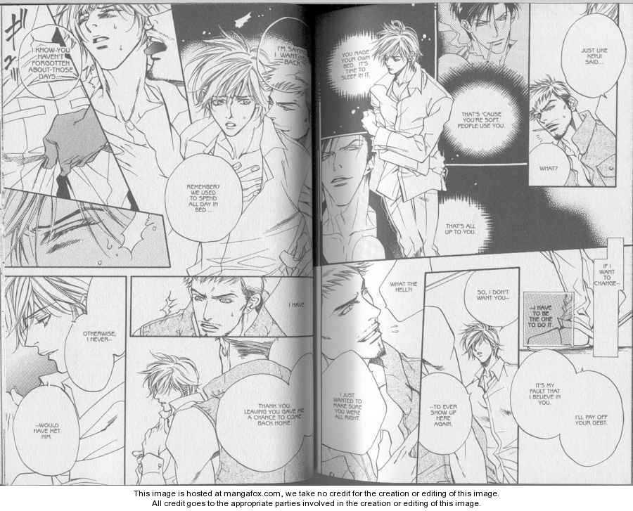 Yannacchaukurai Aishiteru 7 Page 3