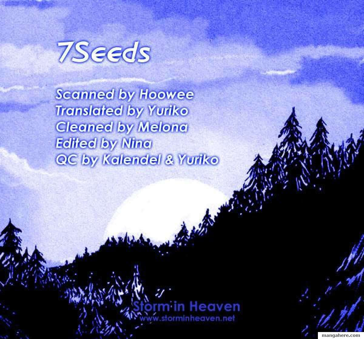 7 Seeds 41 Page 1