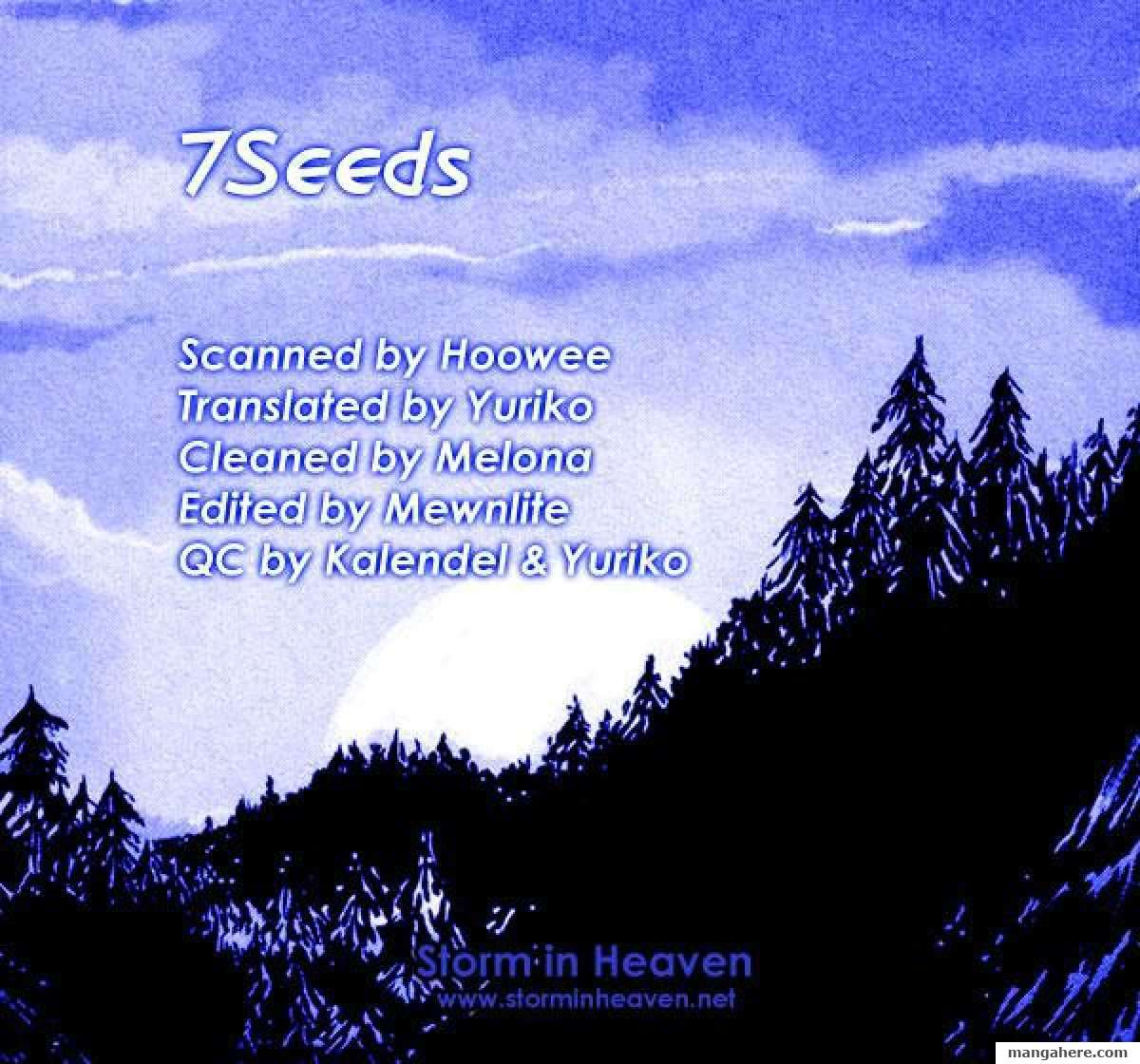 7 Seeds 44 Page 1