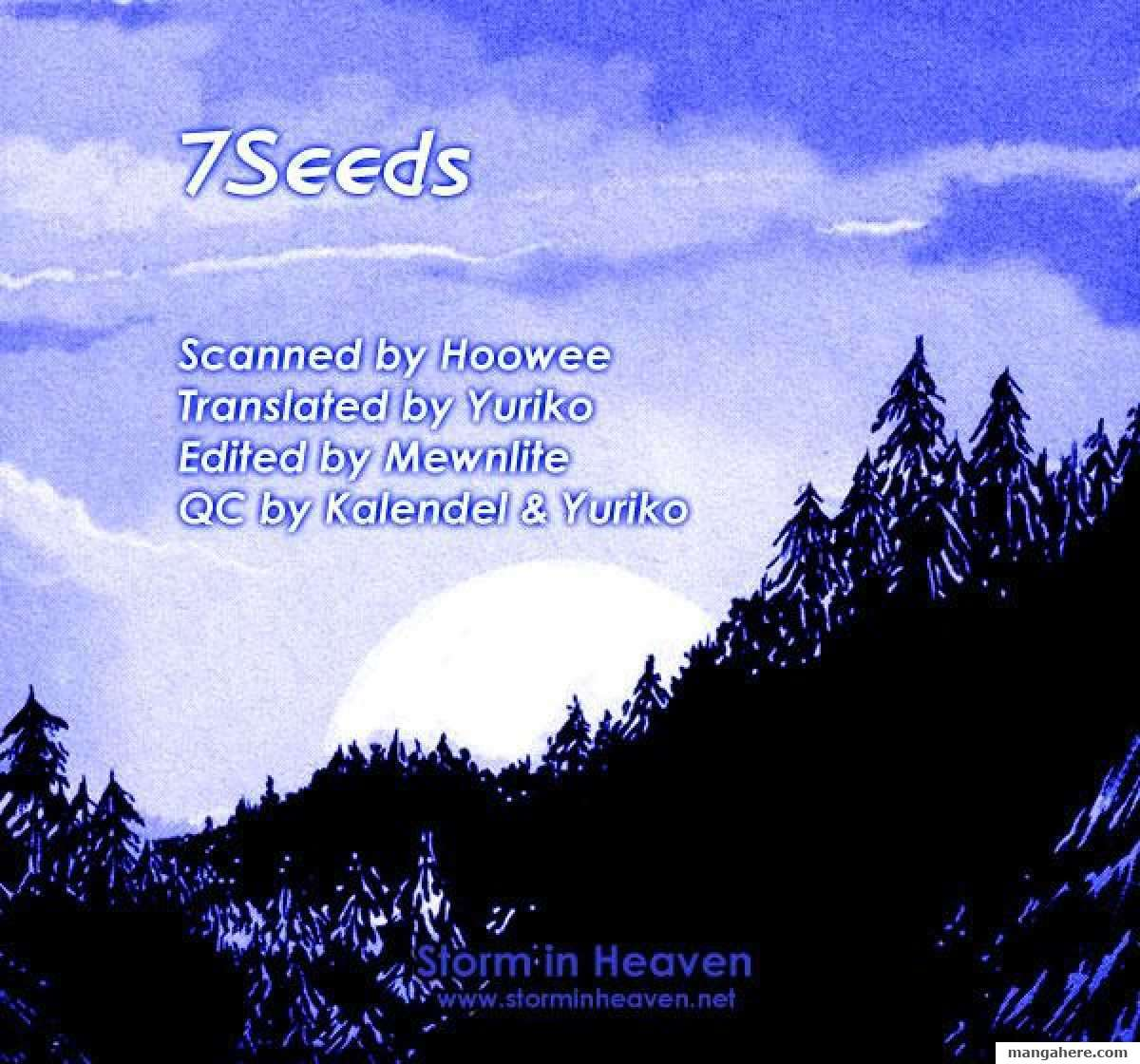 7 Seeds 46 Page 1