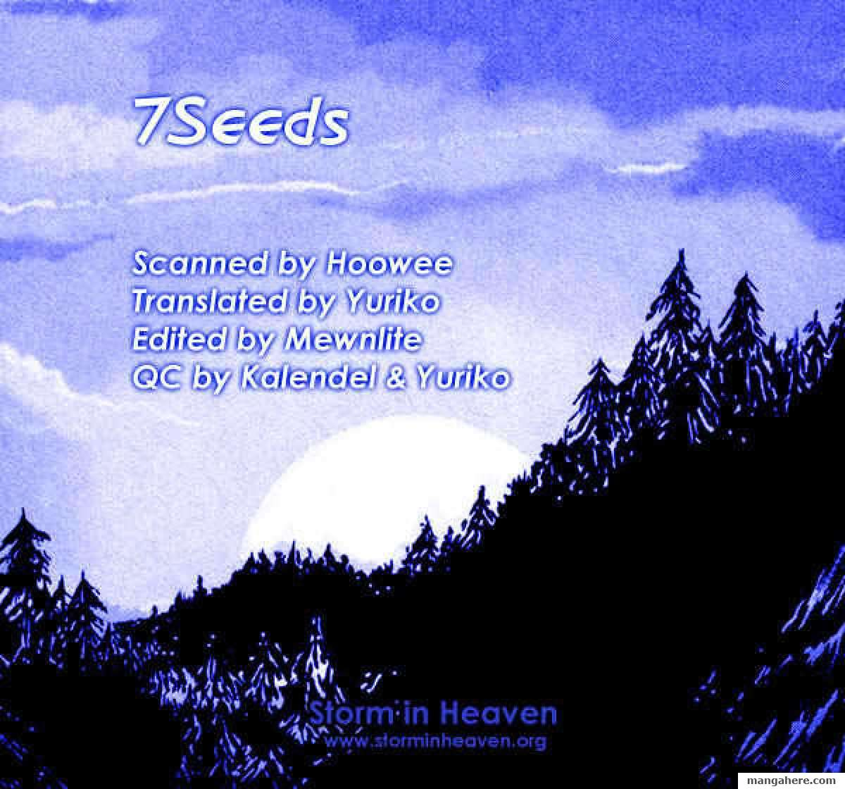 7 Seeds 50 Page 1