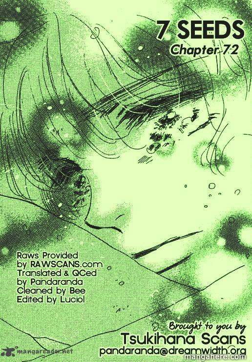 7 Seeds 72 Page 1