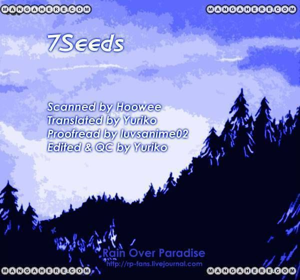 7 Seeds 81 Page 1