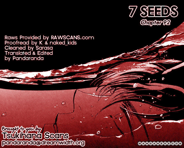 7 Seeds 92 Page 1