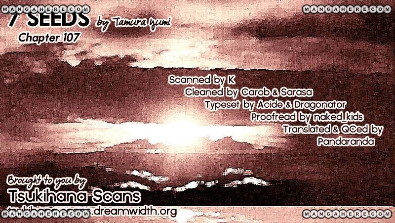 7 Seeds 107 Page 1