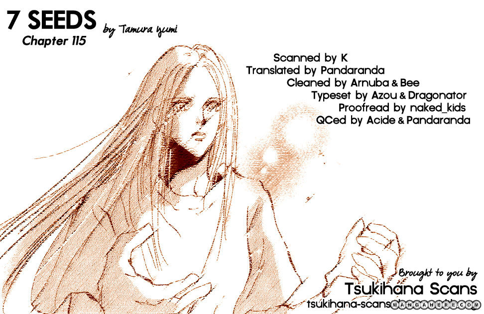 7 Seeds 115 Page 1
