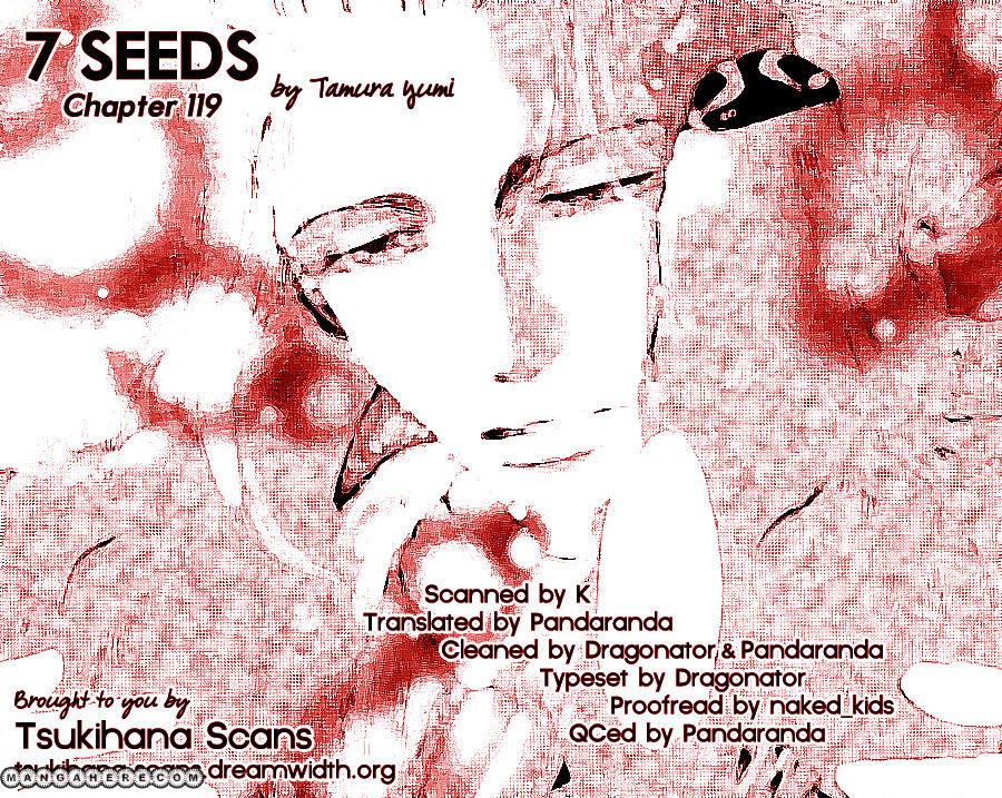 7 Seeds 119 Page 1