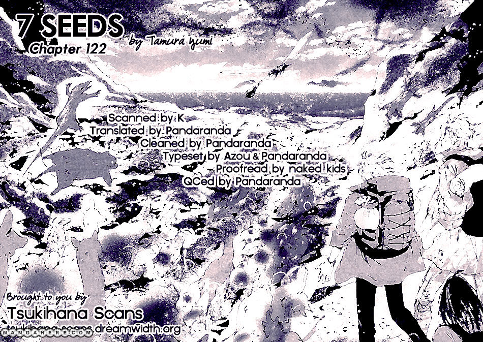 7 Seeds 122 Page 1